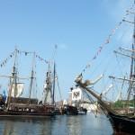 Ankunft Schiffe